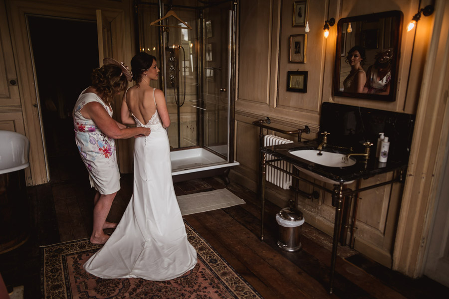 Abi & Chris's classic, timelessly beautiful St Giles House wedding, with Robin Goodlad Photography (17)