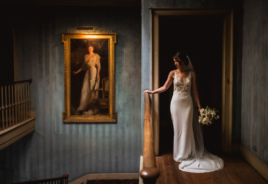 Abi & Chris's classic, timelessly beautiful St Giles House wedding, with Robin Goodlad Photography (24)