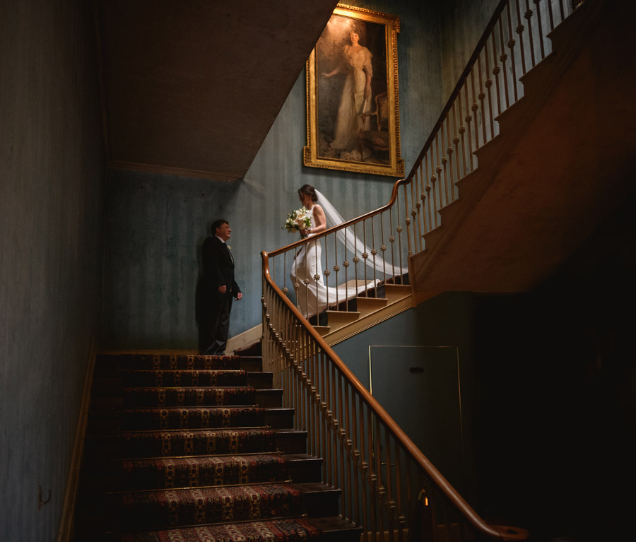 Abi & Chris's classic, timelessly beautiful St Giles House wedding, with Robin Goodlad Photography (26)