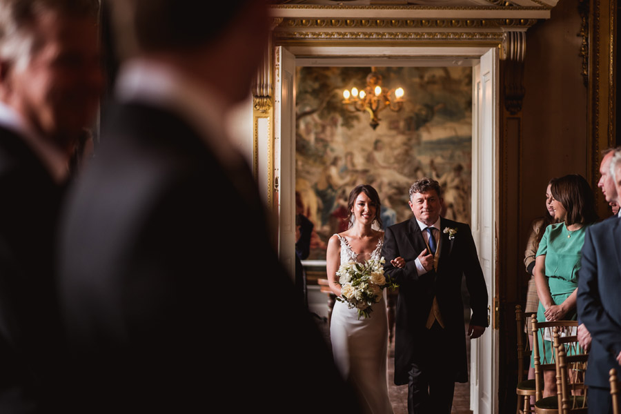 Abi & Chris's classic, timelessly beautiful St Giles House wedding, with Robin Goodlad Photography (28)