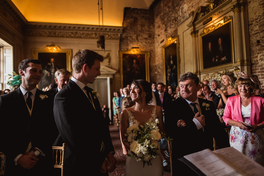 Abi & Chris's classic, timelessly beautiful St Giles House wedding, with Robin Goodlad Photography (29)