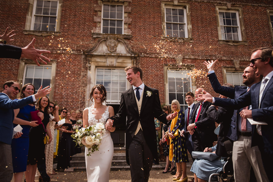 Abi & Chris's classic, timelessly beautiful St Giles House wedding, with Robin Goodlad Photography (31)