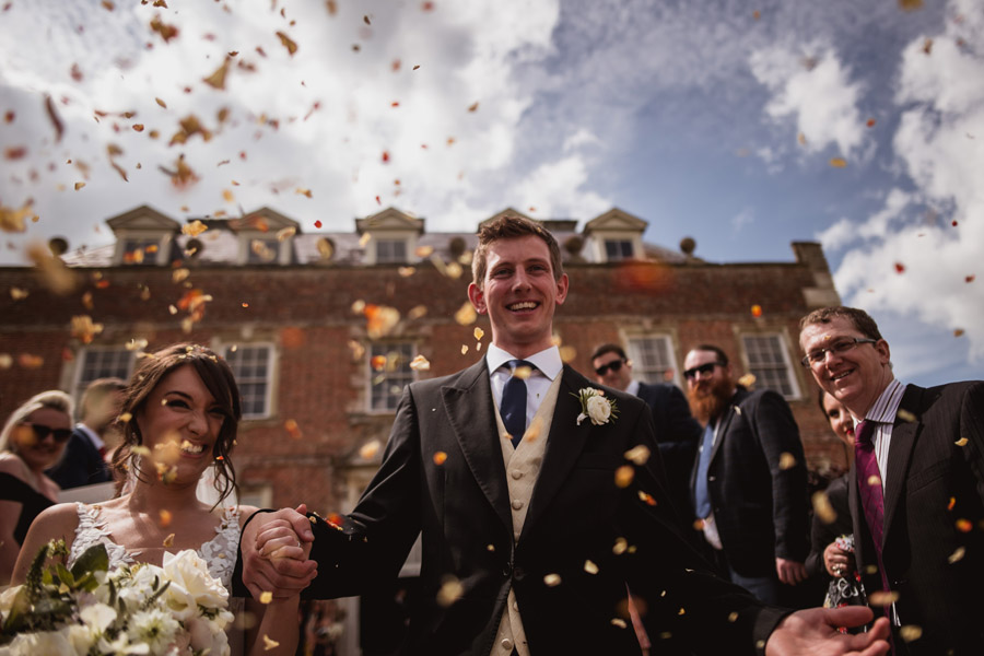 Abi & Chris's classic, timelessly beautiful St Giles House wedding, with Robin Goodlad Photography (32)