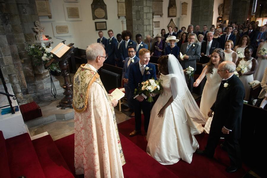Adwoa & Jonny's unique and eclectic York Hospitium wedding, with Bethany Clarke Wedding Photography (7)