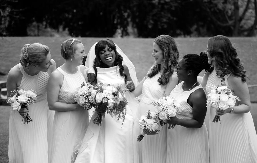 Adwoa & Jonny's unique and eclectic York Hospitium wedding, with Bethany Clarke Wedding Photography (12)