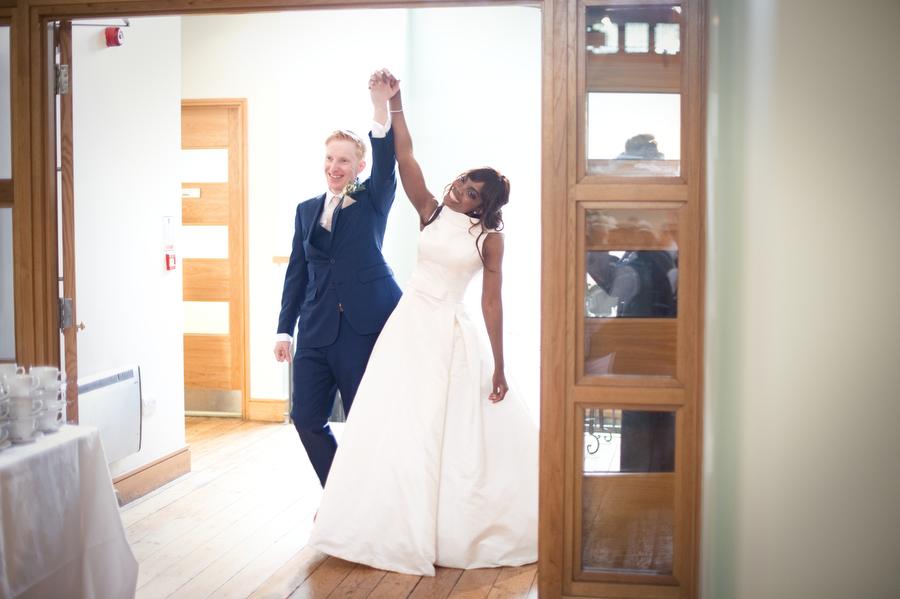 Adwoa & Jonny's unique and eclectic York Hospitium wedding, with Bethany Clarke Wedding Photography (14)