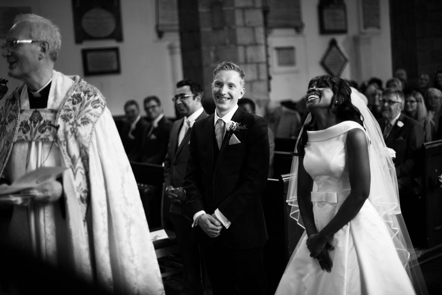 Adwoa & Jonny's unique and eclectic York Hospitium wedding, with Bethany Clarke Wedding Photography (17)