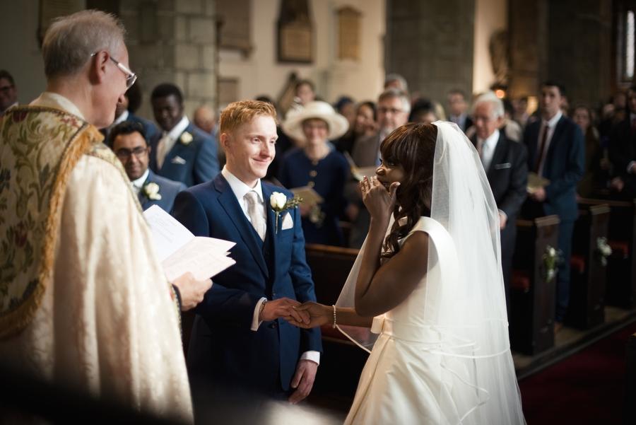 Adwoa & Jonny's unique and eclectic York Hospitium wedding, with Bethany Clarke Wedding Photography (18)