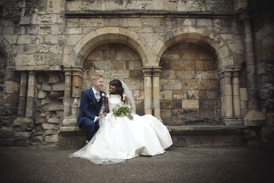 Adwoa & Jonny's unique and eclectic York Hospitium wedding, with Bethany Clarke Wedding Photography (20)