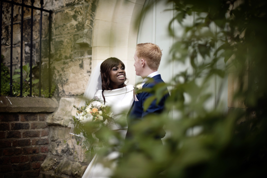 Adwoa & Jonny's unique and eclectic York Hospitium wedding, with Bethany Clarke Wedding Photography (22)