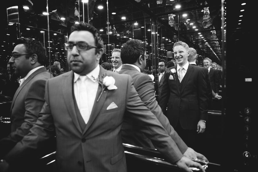 Adwoa & Jonny's unique and eclectic York Hospitium wedding, with Bethany Clarke Wedding Photography (35)