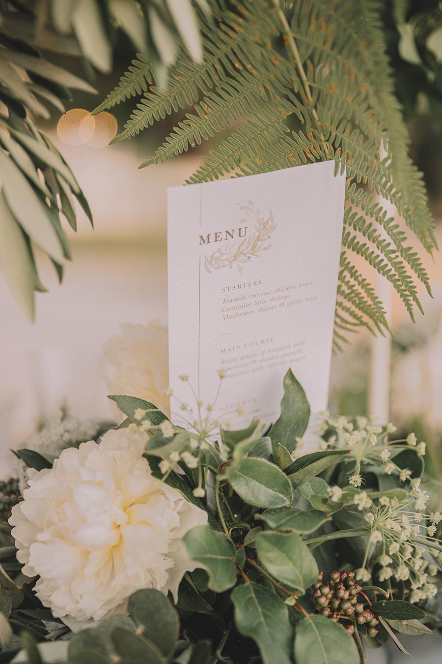 Promise me - lush green Italian wedding inspiration with an AMAZING sunset (49)