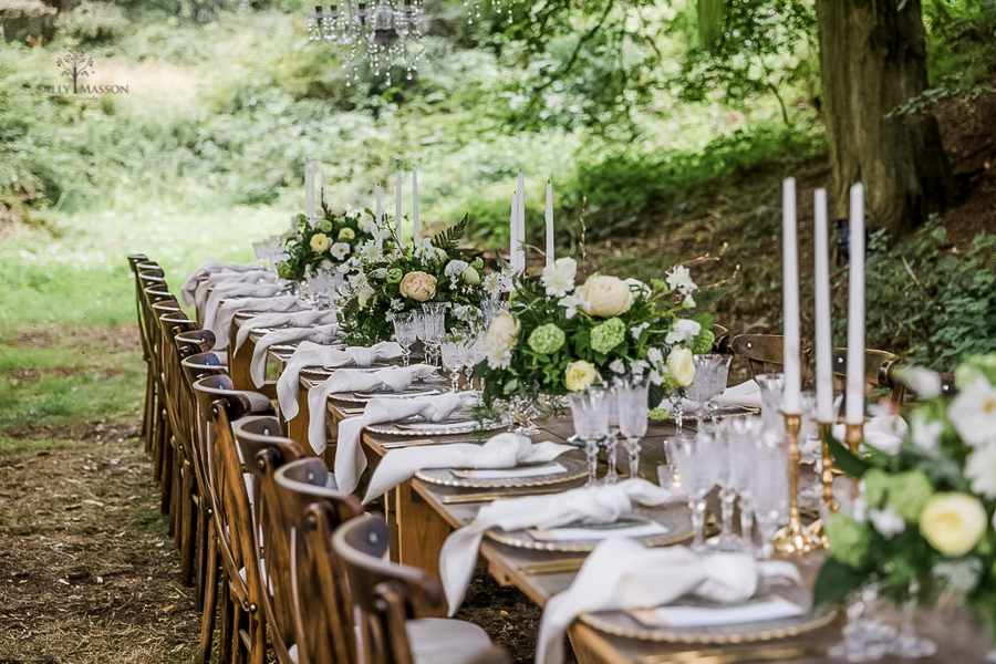 Beautiful wedding styling inspiration from The Gaddesden Estate in Hertfordshire (9)