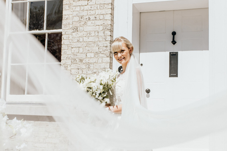 Luxe style inspiration for a small wedding, from Barnston Lodge. Photography credit Kate Boston (2)