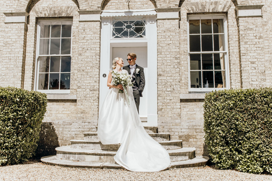 Luxe style inspiration for a small wedding, from Barnston Lodge. Photography credit Kate Boston (3)