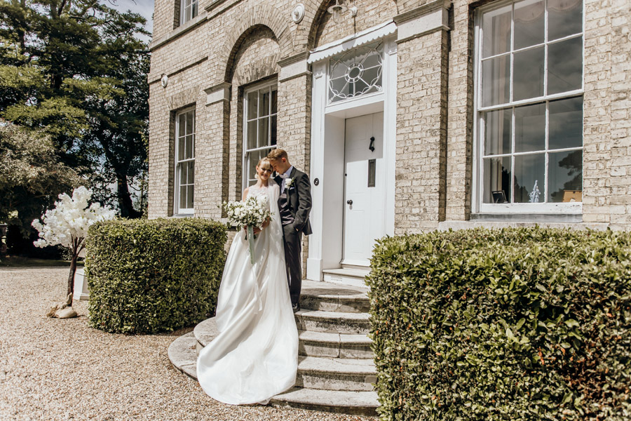 Luxe style inspiration for a small wedding, from Barnston Lodge. Photography credit Kate Boston (4)