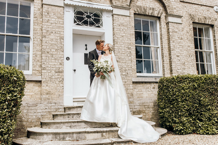 Luxe style inspiration for a small wedding, from Barnston Lodge. Photography credit Kate Boston (5)