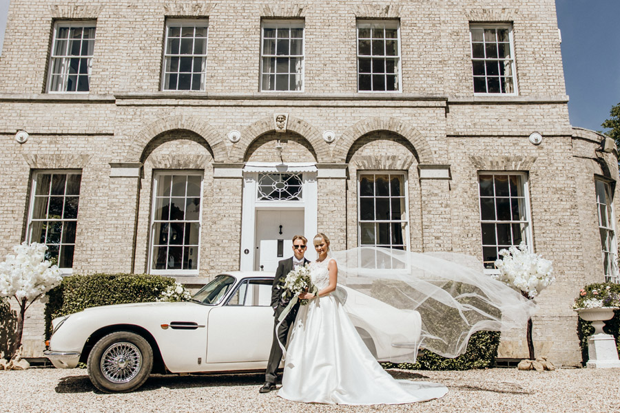 Luxe style inspiration for a small wedding, from Barnston Lodge. Photography credit Kate Boston (6)