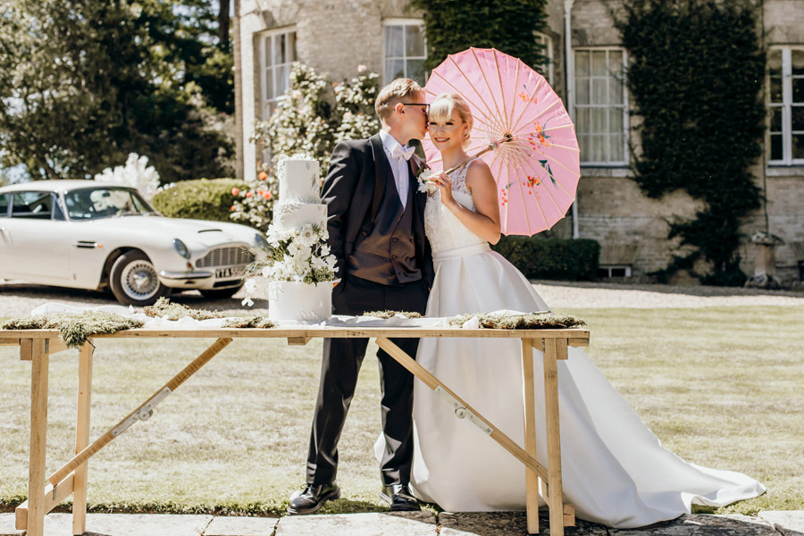 Luxe style inspiration for a small wedding, from Barnston Lodge. Photography credit Kate Boston (9)