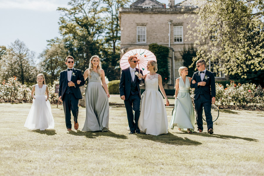 Luxe style inspiration for a small wedding, from Barnston Lodge. Photography credit Kate Boston (15)
