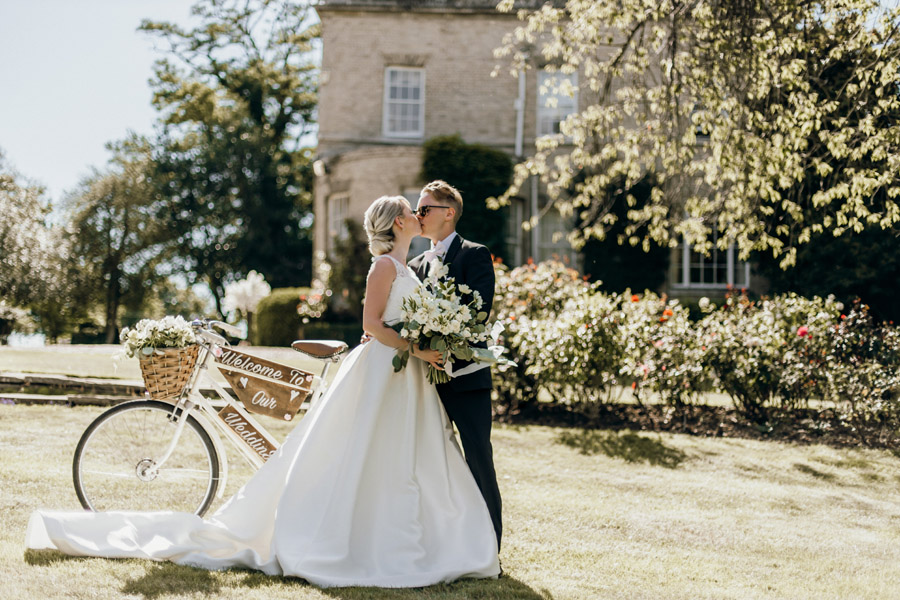 Luxe style inspiration for a small wedding, from Barnston Lodge. Photography credit Kate Boston (18)