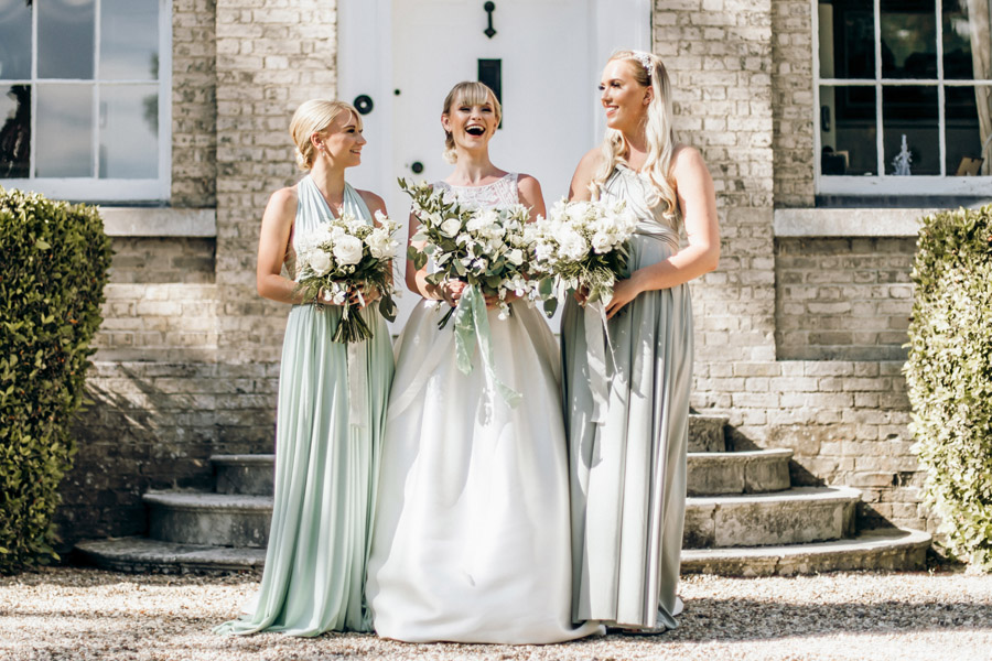 Luxe style inspiration for a small wedding, from Barnston Lodge. Photography credit Kate Boston (20)