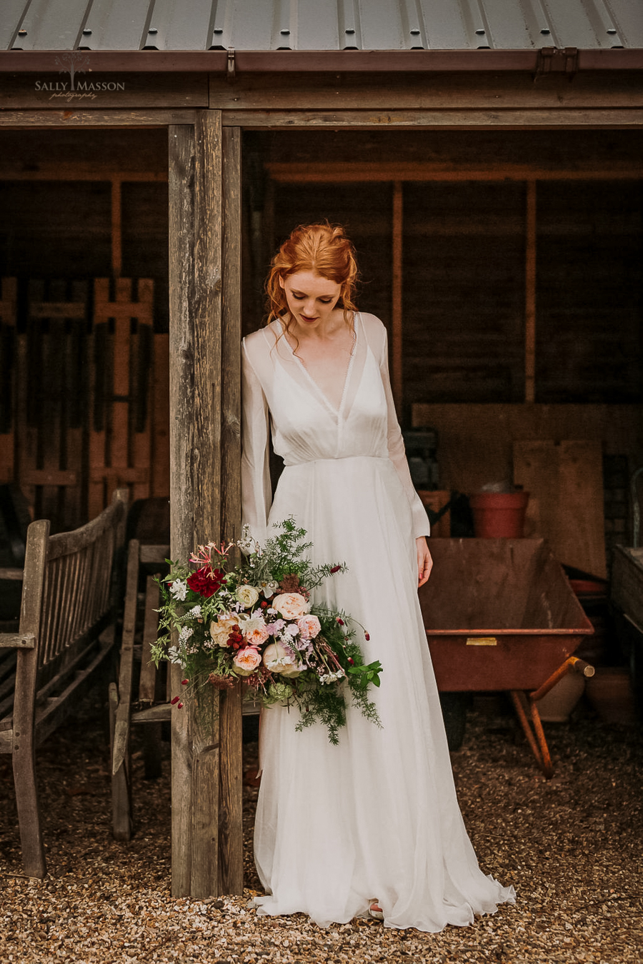 Beautiful wedding styling inspiration from The Gaddesden Estate in Hertfordshire (18)