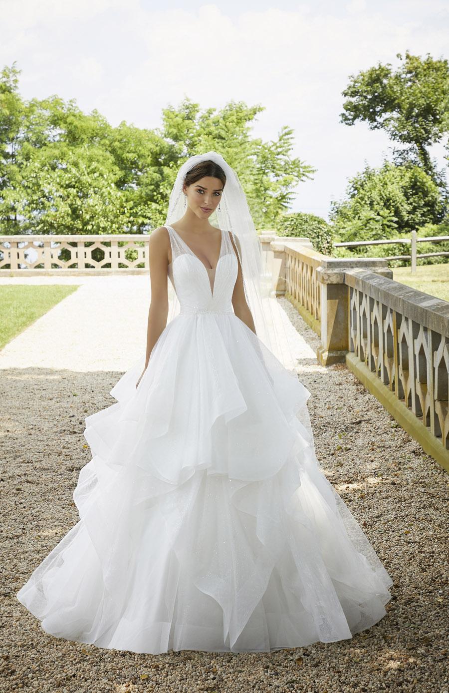 Wedding veils advice from TDR Bridal West Midlands