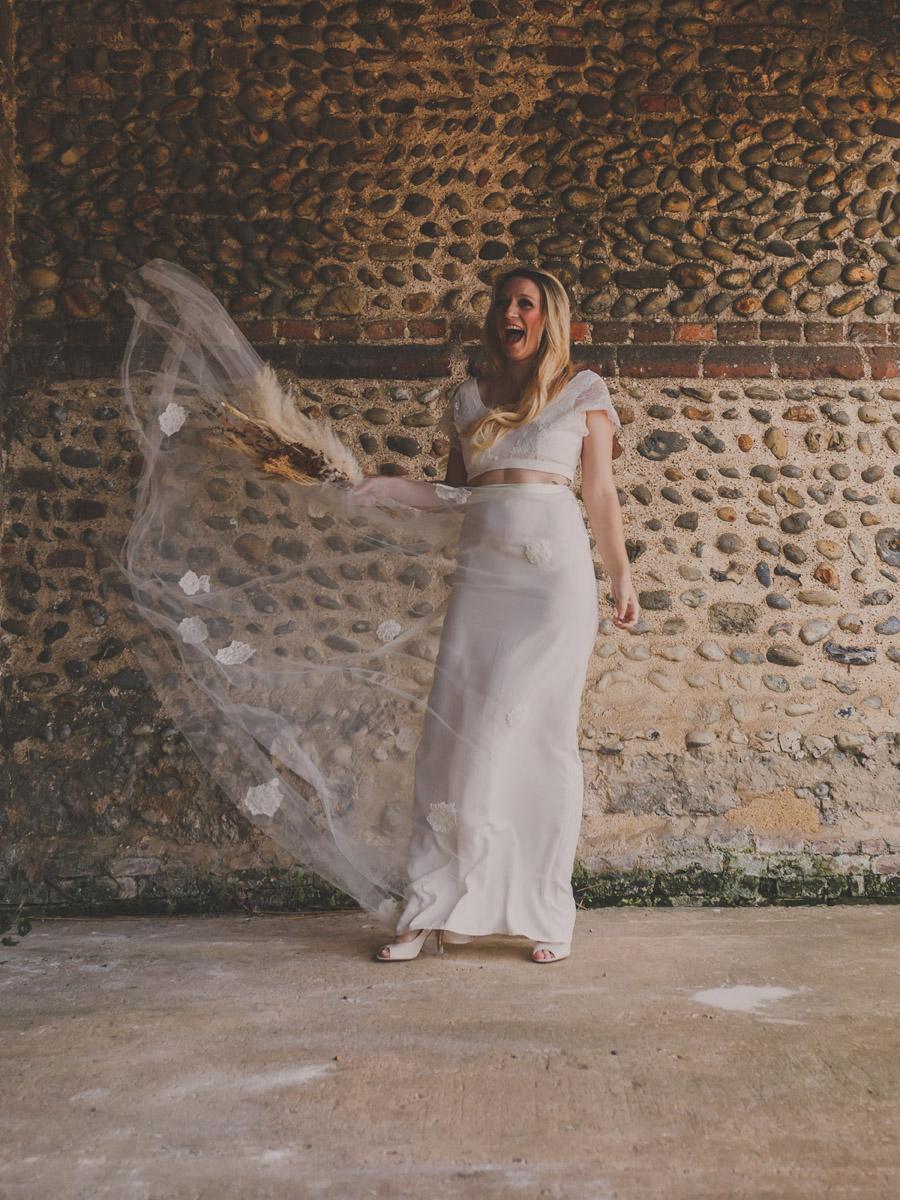 Barn wedding at Waxham Great Barn captured by Eternal Images Photography Ltd