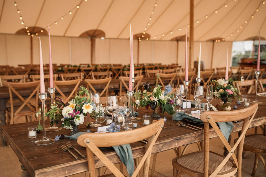 Evening sunset wedding inspiration at Willow Grange Farm, with Becky Harley Photography (10)