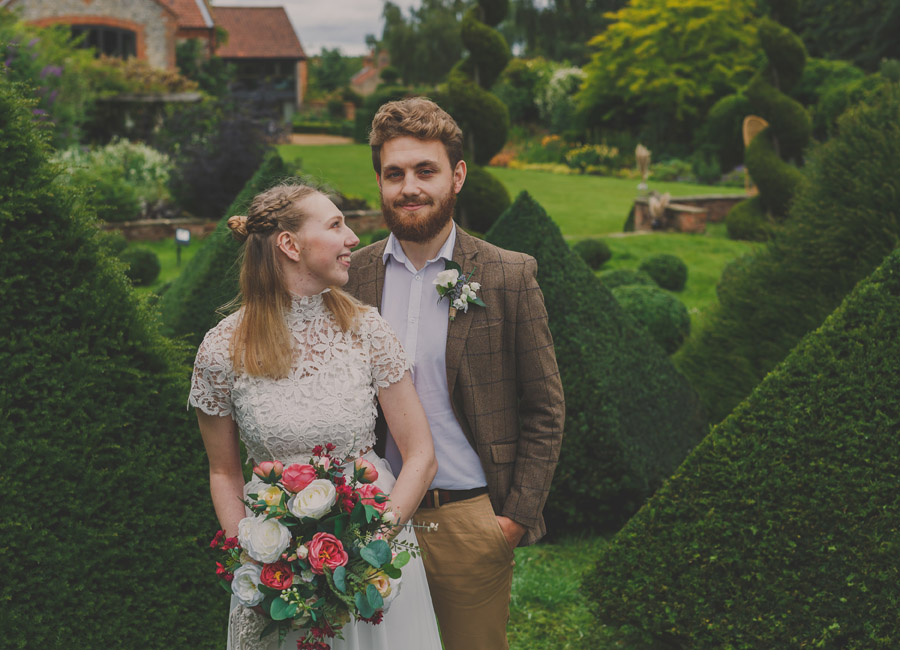 Boho wedding inspiration at Chaucer Barn captured by Eternal Images Photography Ltd