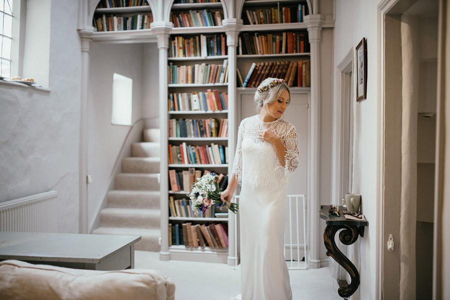 Laura & Dicky's amazingly creative tipi wedding, with Ellen J Photography (4)