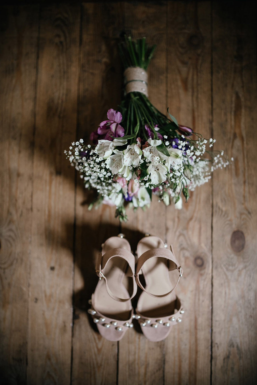 Laura & Dicky's amazingly creative tipi wedding, with Ellen J Photography (2)