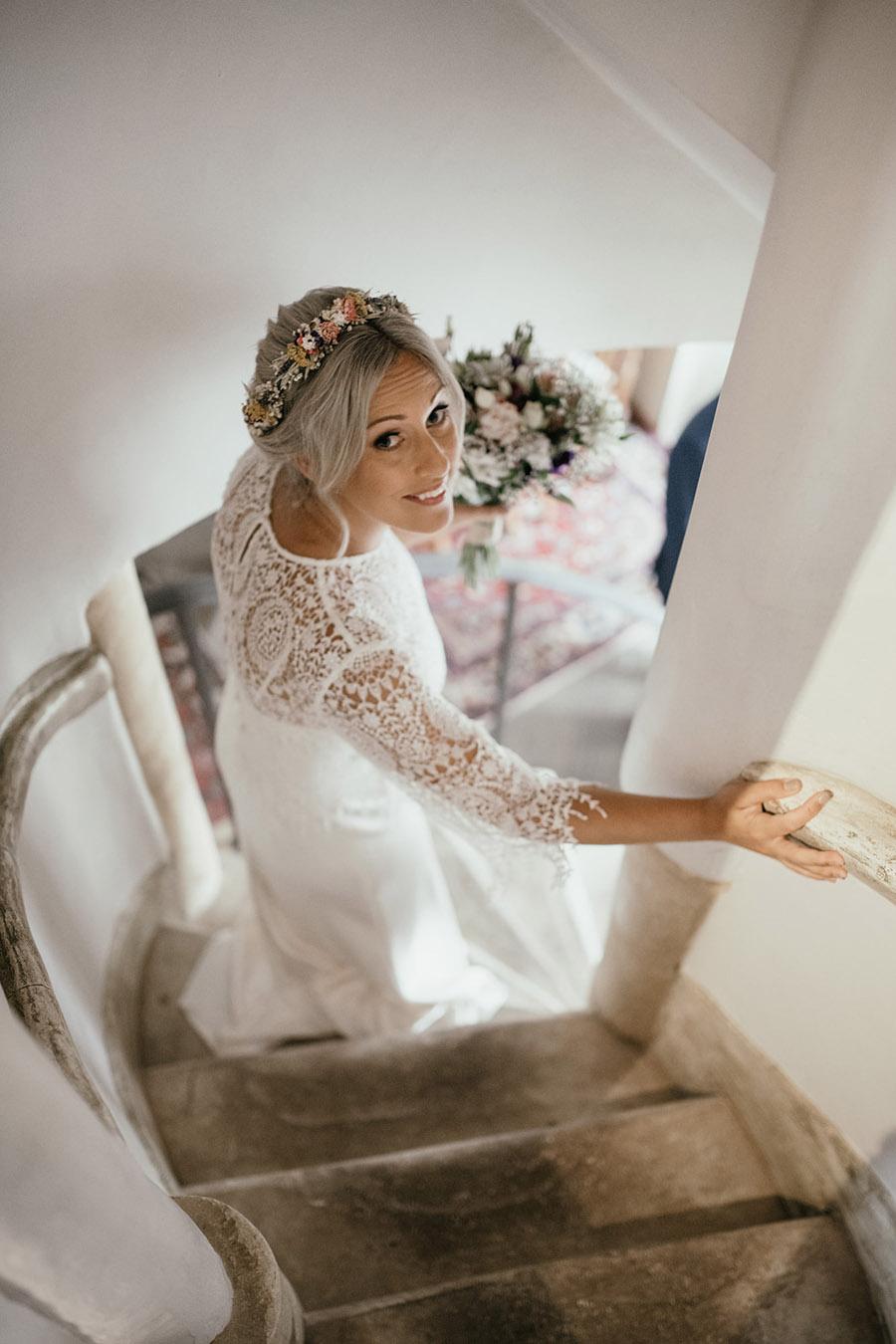Laura & Dicky's amazingly creative tipi wedding, with Ellen J Photography (5)