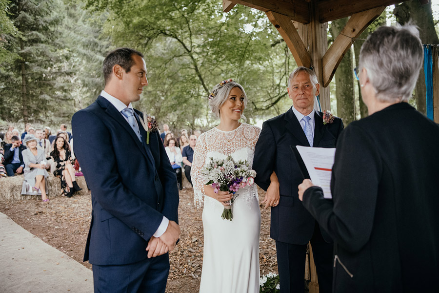 Laura & Dicky's amazingly creative tipi wedding, with Ellen J Photography (7)