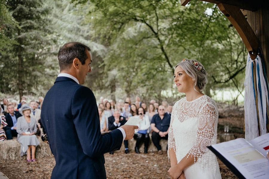 Laura & Dicky's amazingly creative tipi wedding, with Ellen J Photography (9)