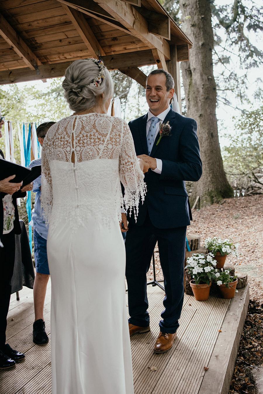 Laura & Dicky's amazingly creative tipi wedding, with Ellen J Photography (10)