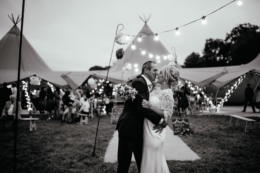 Laura & Dicky's amazingly creative tipi wedding, with Ellen J Photography (13)