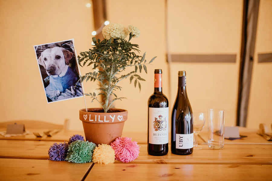 Laura & Dicky's amazingly creative tipi wedding, with Ellen J Photography (22)