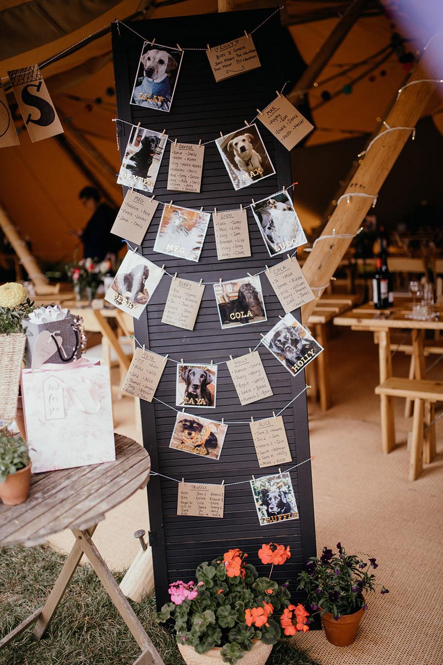 Laura & Dicky's amazingly creative tipi wedding, with Ellen J Photography (29)