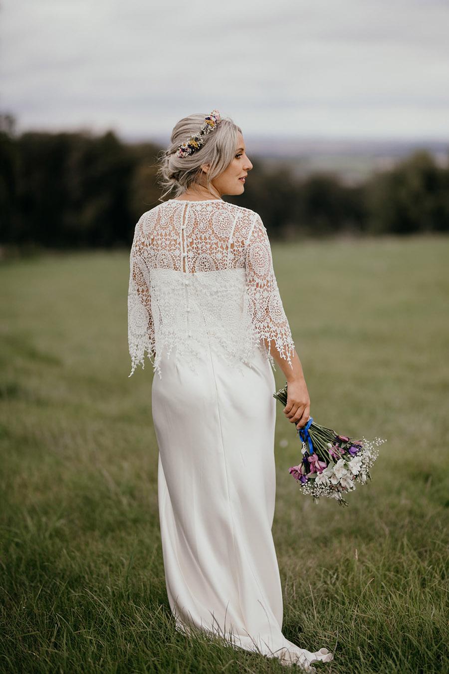 Laura & Dicky's amazingly creative tipi wedding, with Ellen J Photography (35)