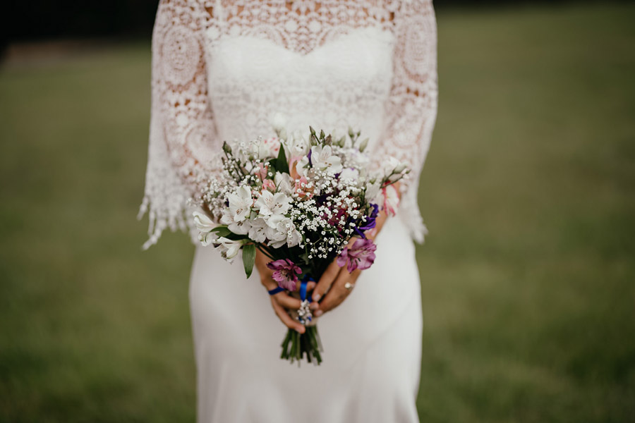 Laura & Dicky's amazingly creative tipi wedding, with Ellen J Photography (36)