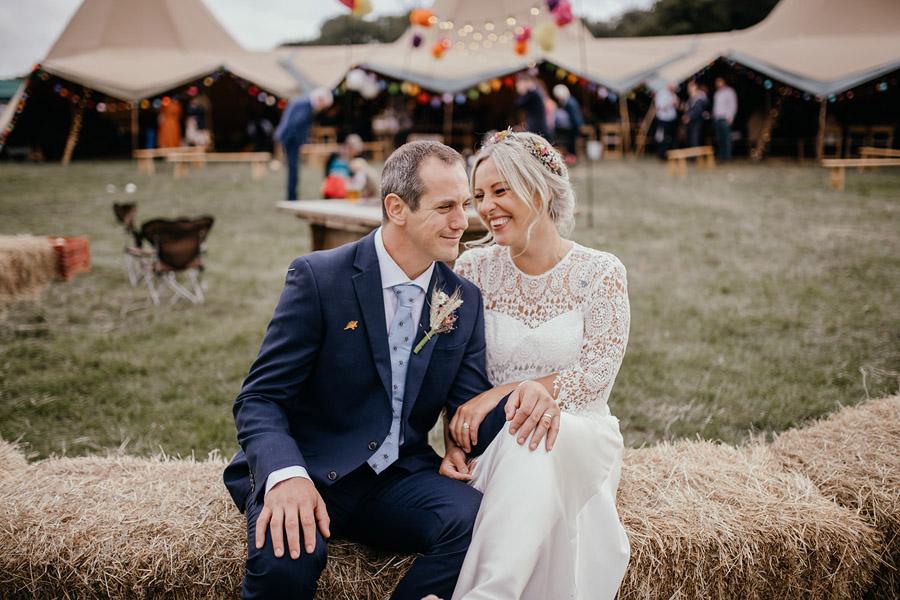 Laura & Dicky's amazingly creative tipi wedding, with Ellen J Photography (42)