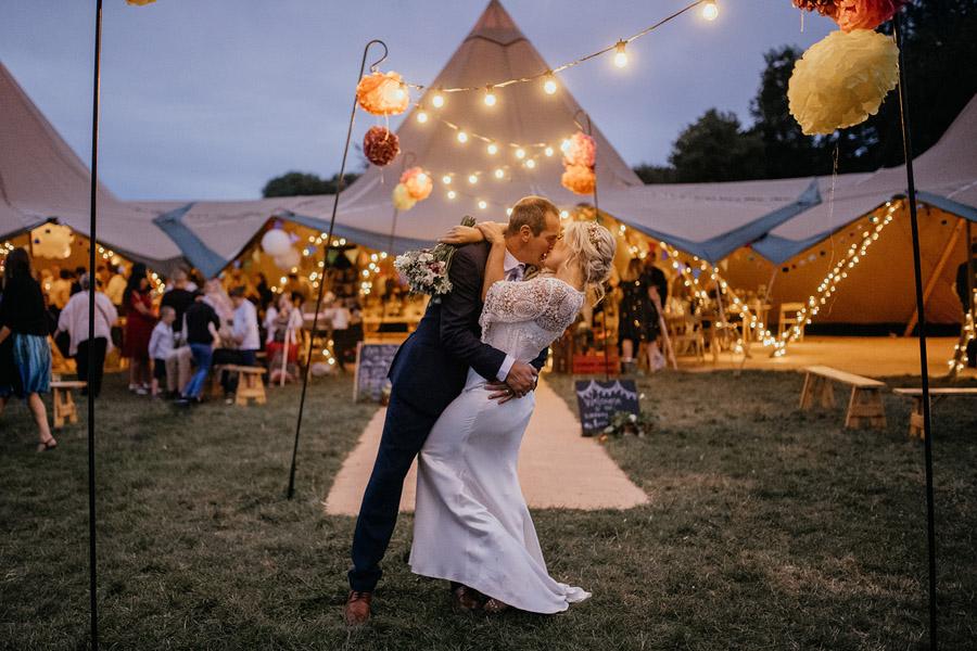 Laura & Dicky's amazingly creative tipi wedding, with Ellen J Photography (45)