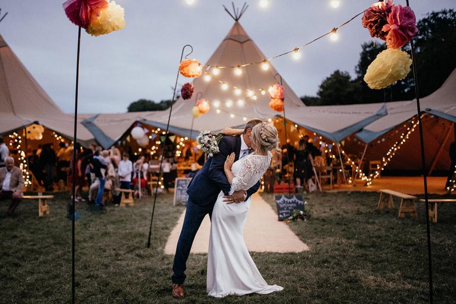 Laura & Dicky's amazingly creative tipi wedding, with Ellen J Photography (46)