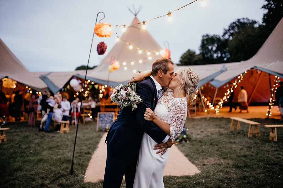 Laura & Dicky's amazingly creative tipi wedding, with Ellen J Photography (47)