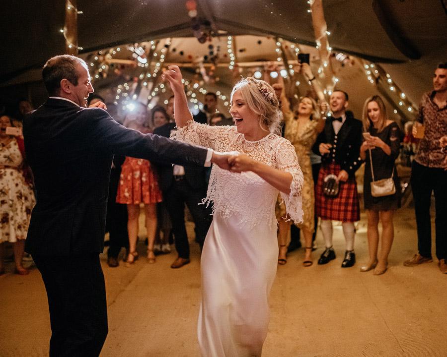 Laura & Dicky's amazingly creative tipi wedding, with Ellen J Photography (48)