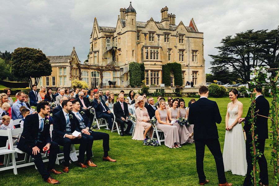 Rachel & Shaun's elegant and rustic Dumbleton Hall wedding, with JS Coates Photography (11)