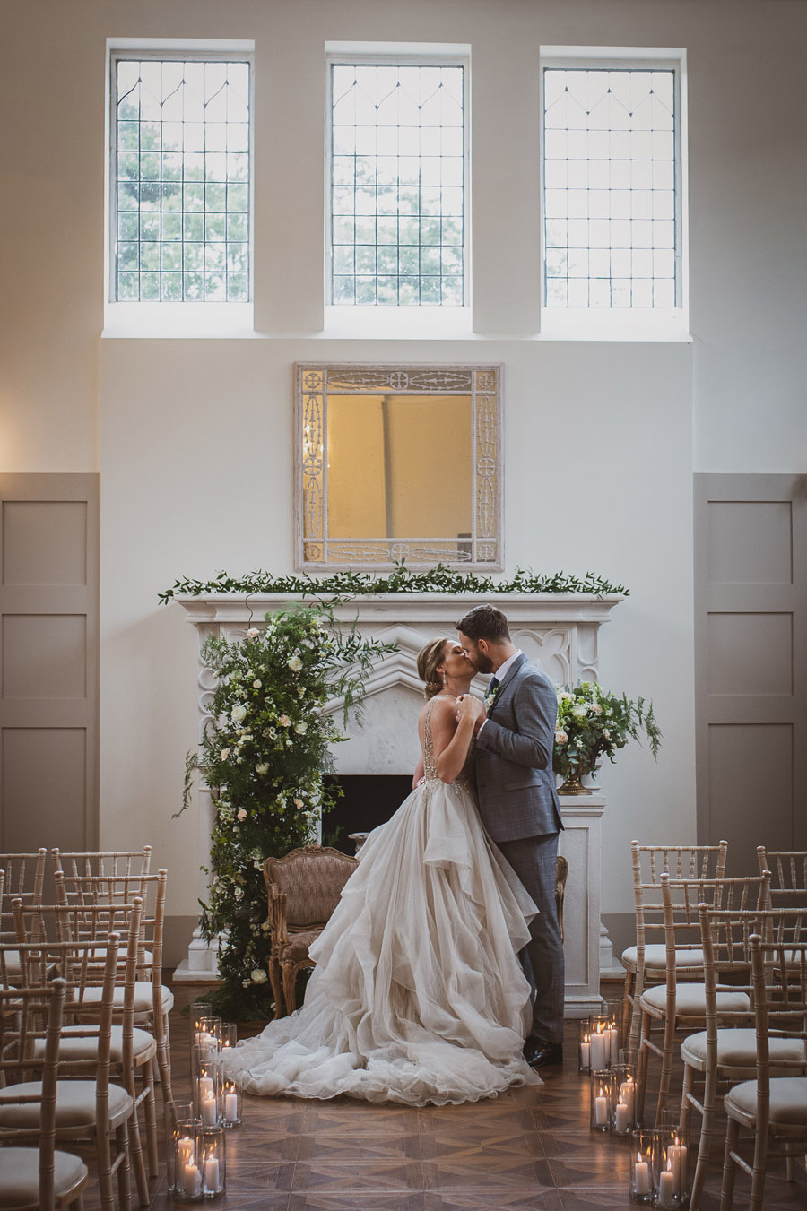 Elegant Romance at Thicket Priory, image credit Hannah Brooke Photography (21)