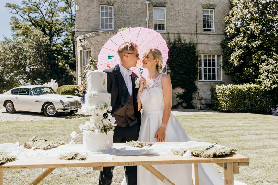 Luxe style inspiration for a small wedding, from Barnston Lodge. Photography credit Kate Boston (25)